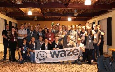 Waze Benelux Meetup 2015 (Liège)