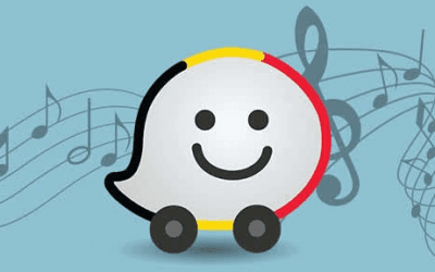 Waze Belgium Playlists