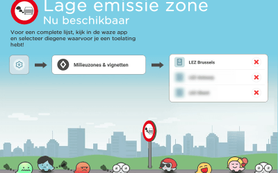Low emission zones active in Belgium