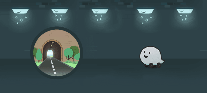 Waze Beacons installed in Flanders tunnels