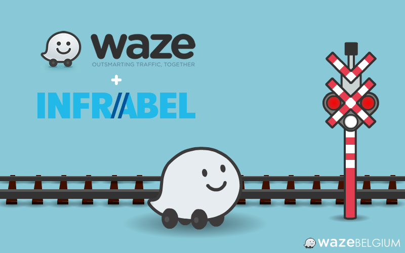 Railroad crossings added to Waze!